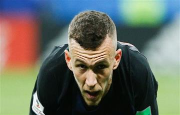 Francia vs Croacia: Iván Perisic podría perderse la final del Mundial