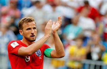 Harry Kane está a un paso de ser el goleador del Mundial