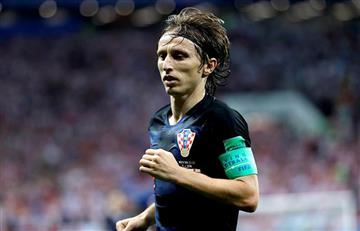Luka Modric y el sueño del Mundial