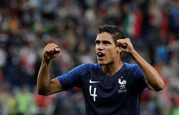 Francia campeón del mundo: Raphael Varane consiguió récord histórico