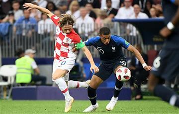 Francia vs Croacia: los finalistas al detalle