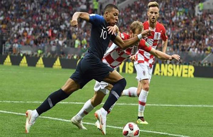 Kylian Mbappé tuvo un gran Mundial. (FOTO: EFE)