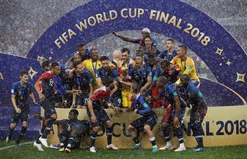 Rusia 2018: Francia y el juego que impuso ante Croacia