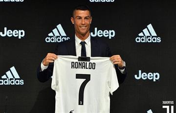 """Cristiano Ronaldo: """"El Juventus no es un paso atrás, siempre es adelante"""""""