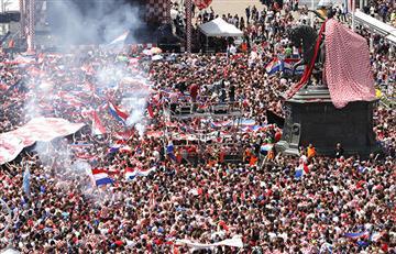 Rusia 2018: Croacia prepara una grandiosa acogida para sus jugadores