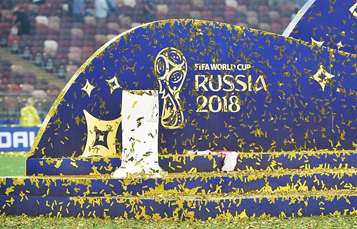 Mundial de Rusia 2018 (Foto: EFE)