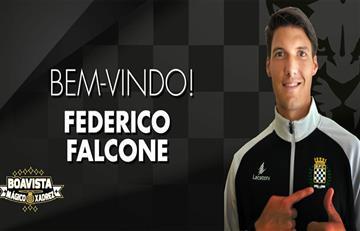 Federico Falcone ficha con el Boavista del fútbol portugués