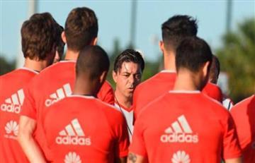 River Plate: los 11 de Gallardo para defender el título de la Copa Argentina