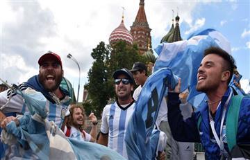 Rusia 2018: tres millones de extranjeros visitaron Rusia durante el Mundial