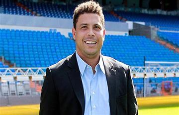 Real Madrid y su nuevo fichaje avalado por Ronaldo Nazario