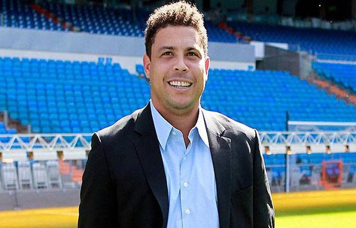 Ronaldo Nazario. (FOTO: AFP)