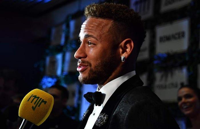 Neymar. Foto: AFP