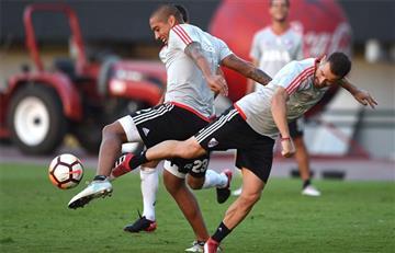 River Plate: el 11 que pondrá Gallardo para enfrentar a Central Norte