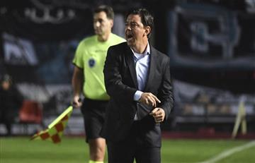 """Marcelo Gallardo: """"tenemos que llegar mejor contra Racing"""""""