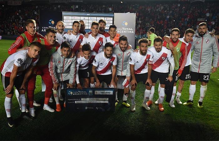 River Plate. Foto: Twitter
