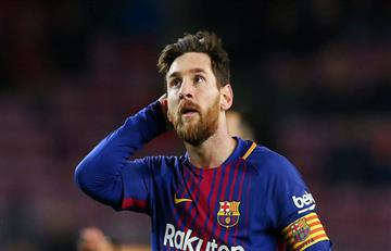 Lionel Messi entra en el conflicto entre la Roma y el Barcelona por Malcom