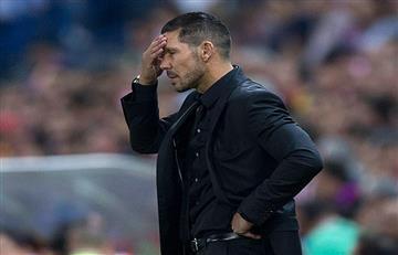 Atlético de Madrid de Diego Simeone es denunciado ante la FIFA