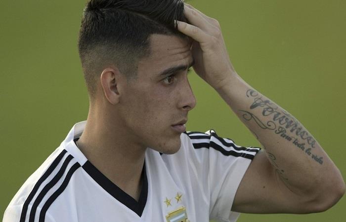 Cristian Pavón. Foto: AFP