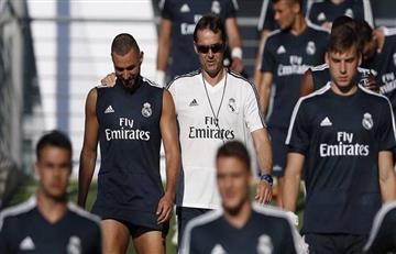 "Julen Lopetegui: ""Es un reto apasionante reinventar a un equipo sin Cristiano"""