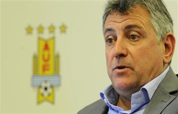 La Asociación Uruguaya de Fútbol se queda sin presidente