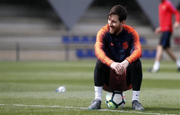Lionel Messi: ¿cuándo volvé Leo al Barcelona?