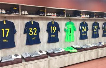 Boca Juniors vs Alvarado: uno titular y el otro al banco