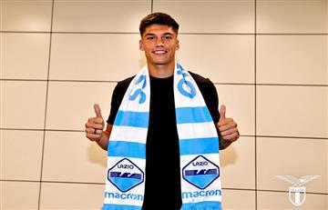 Joaquín Correa es nuevo jugador de la Lazio