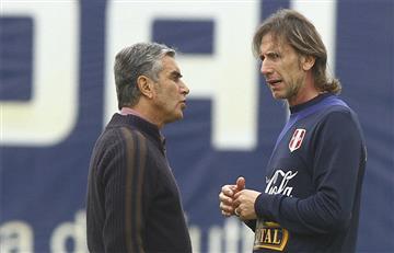 Ricardo Gareca estaría más cerca de Perú que de Argentina