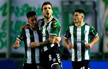 Banfield se hace sentir de local y avanza a los octavos de final de la Sudamericana