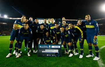 Boca Juniors derrota a Alvarado y sigue avanzando en la Copa Argentina