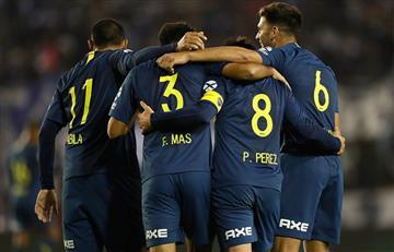 Boca Juniors vs Alvarado: reviví todos los goles del 'Xeneize'
