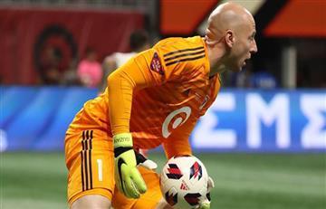 MLS revoluciona el fútbol: entrevistaron a portero en pleno partido