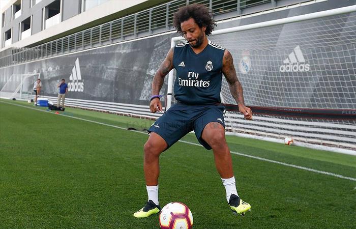 Marcelo (Foto: Twitter)