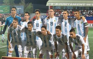 Selección Argentina Sub 20: así quedaron las semifinales del torneo de L'Alcudia