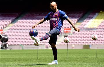 "Arturo Vidal: ""Messi es el mejor de la historia"""