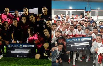 Newell's Old Boys y Argentinos se clasifican a octavos de la Copa Argentina
