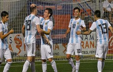 Argentina vs Rusia: EN VIVO ONLINE por la final del torneo Cotif