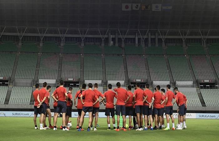Independiente jugará la Suruga Bank en un infierno