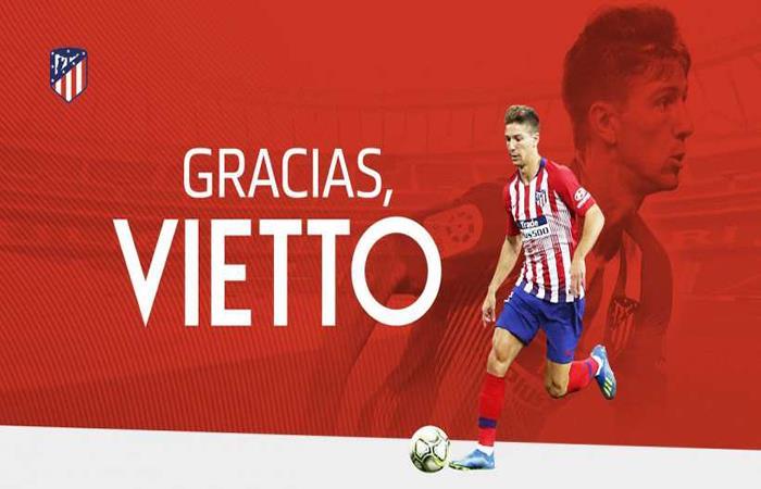 Luciano Vietto seguirá su carrera en el fútbol inglés
