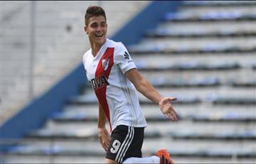 River Plate: Julián Álvarez, el jugador de 18 años que será el 9 del 'Millonario'