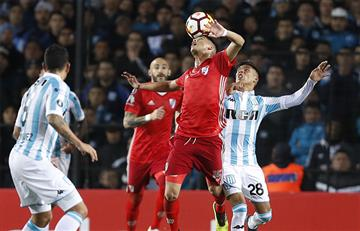Racing Club no pudo de local y terminó igualando ante River Plate por la Libertadores