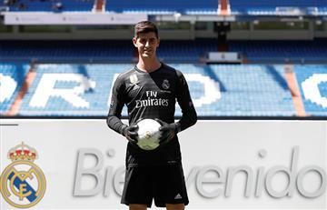 Thibaut Courtois: las sabias palabras del nuevo portero del Real Madrid
