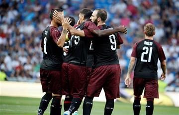 Gonzalo Higuaín: mirá el primer gol del 'Pipita' con el Milan