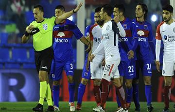 Tigre vs San Lorenzo: ¿qué dijo el árbitro del partido tras su polémica decisión?