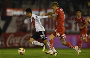 Huracán terminó igualando ante River Plate por la primer fecha de la Superliga