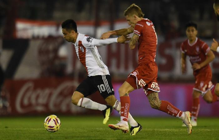 Huracán igualó 0-0 ante River Plate (Foto: Twitter)