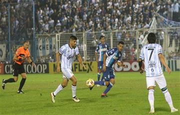 Atlético Tucumán consigue un sufrido empate ante Racing