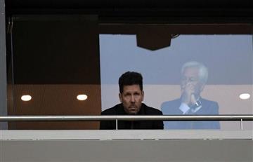 Diego Simeone: ¿por qué no estará en la Supercopa ante el Real Madrid?