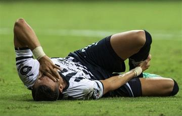 Funes Mori sufre lesión muscular y estará fuera de la cancha entre dos a tres semanas