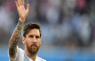 Lionel Messi fuera de la Selección Argentina hasta el 2019